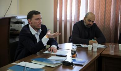 Загальні збори Асоціації «Альраід»: звіти, обговорення, плани