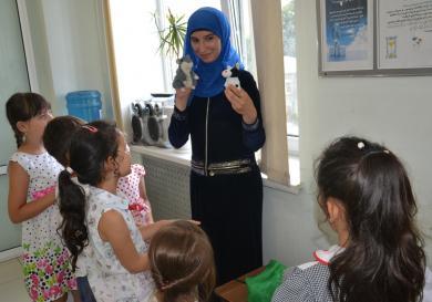 Знання арабської, англійської, Корану — а що винесли з літнього табору ваші діти?