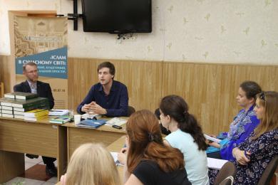 VI Міжнародна школа ісламознавства розпочала свою роботу в Одесі