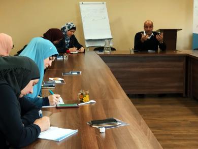 Всеукраинский семинар-тренинг для преподавателей воскресных школ