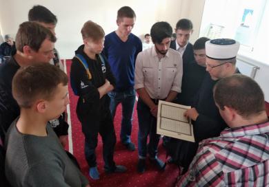 Исследования Рамадана: адвентисты узнали об Исламе и посте мусульман из первых уст