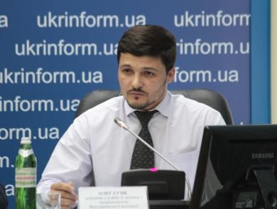 Керівник відділу Асоціації зі зв'язків з громадськістю Олег Гузік