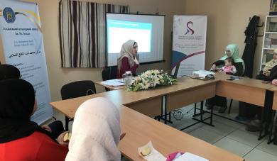 Від жінки до жінки: шаріатські відповіді на делікатні жіночі питання на семінарі Анастасії Радовелюк