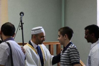Eid Al-Fitr In Vinnitsya, Odessa And Zaporizhzhya (FOTO)