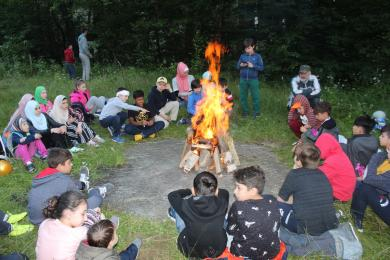 "Children's Camp ""Druzbba"": Yaremche, Prolonged Vacation, Busy Agenda"