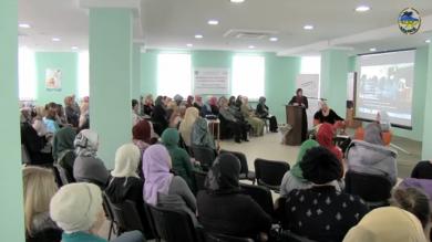 ВІДЕО: Міжнародна жіноча конференція в ІКЦ м. Києва