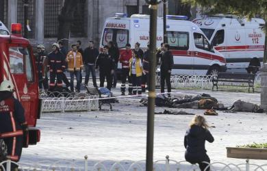 Terrorist's Self-Destruct Must Not Destroy The Basis Of Turkey's National Security And Social Policy