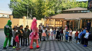 В ИКЦ столицы снова работает детский клуб выходного дня