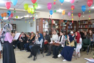 День хиджаба в Харькове: просвещение и средства на эндопротез юной кырымлы