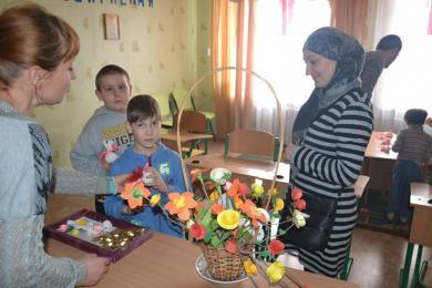 «Особливі» дітки дарують особливу радість