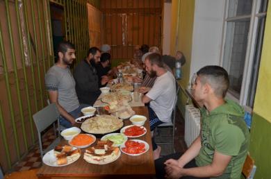 Благодійний іфтар для кримських переселенців