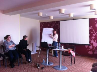 тренинг «Права меньшинств: международные стандарты и инструменты адвокации»