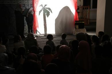 Гра світла і тіні — про народження пророка Мухаммеда (ВІДЕО, ФОТО)