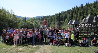 "Water Battle, Studies and Excursions: Children's Summer Camp ""Druzhba-2020"" Completed"