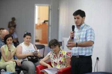 Мусульмани на Форумі громадських організацій Запорізької області