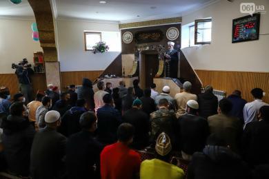 Запорожские журналисты впечатлены праздничными мероприятиями в мечети ИКЦ «Вера»