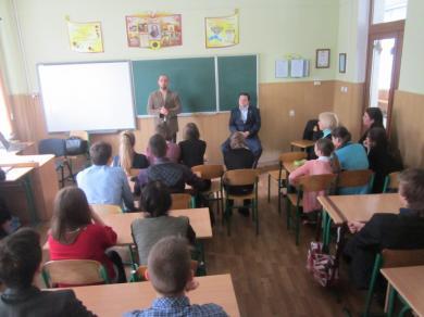 Арабская журналистика из первых рук — для киевских лицеистов