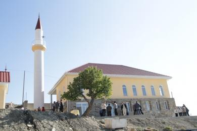 """Alraid"" Contributed to Ancient Mosque Reconstruction in Crimea"