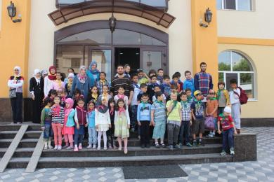 Registration For Kyiv ICC Children's Summer Camp Is Now Open!
