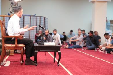 "Ramadan At ""Alraid"" Islamic Cultural Centres"