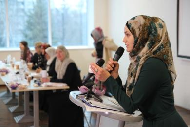 "Small Steps That Make Global Changes: Secrets From Participants of ""A Woman, Ambassador of Peace"" Conference"