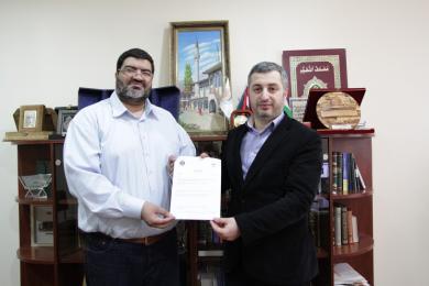 """Alraid"" and national community of Crimean Tatars in Kiev sign Memorandum on cooperation"