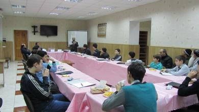 Семинар для юношей в Одессе: молодежь ищет пример в жизнеописании Пророка