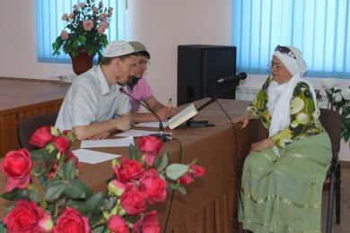 Конкурс на знання Корану як засіб забезпечення самодисципліни для мусульманок Сімферополя