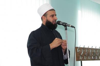 Шейх Саид Шукр из «Аль-Азхар» делится первыми впечатлениями о мусульманах Украины
