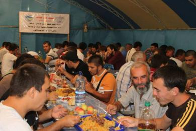 Free Public Iftars During Ramadan