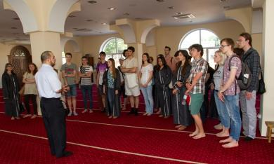 Grinchenko University Students Are Exited After Visiting Kyiv ICC