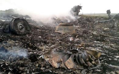 Сочувствуем по поводу катастрофы самолета на Донбассе