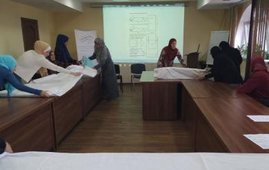 семінар-тренінг для київських волонтерок