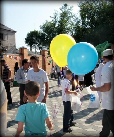 Eid Al-Adha-2015 Festive Events Schedule For Different Ukrainian Cities