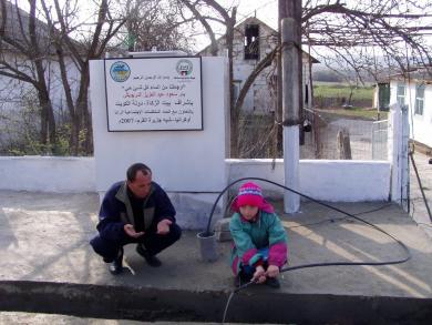 Криниці і свердловини для населених пунктів без води