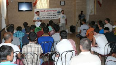 """Alraid"" Association Invited Young Muslim Activists For A Seminar In Crimea"