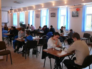 The participants, aged 10 to 23, represented different Chess Clubs and Universities of the peninsula.