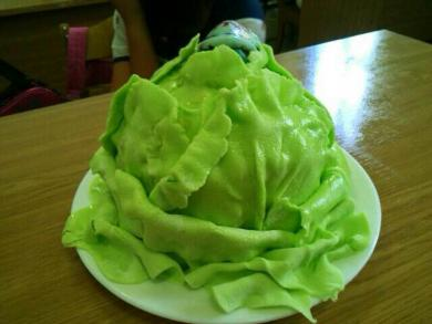 "Kids Are Unlikely To Refuse Such ""Cabbage"""