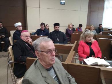 Про проблеми мусульман — на засіданні Експертної ради Міністерства культури