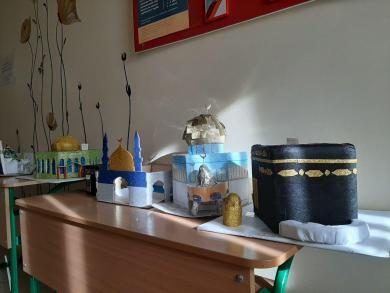 навчальний конкурс дитячого клубу в столичному ІКЦ