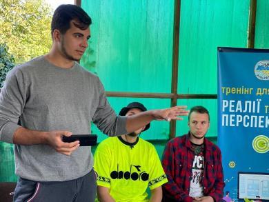 Проблемы и перспективы исламских общин глазами молодых мусульман: семинар-тренинг в Геническе