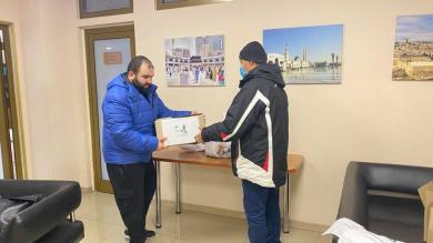 Трудные времена лучше пережить вместе: 40 семей из Днепра и Каменского получили помощь единоверцев