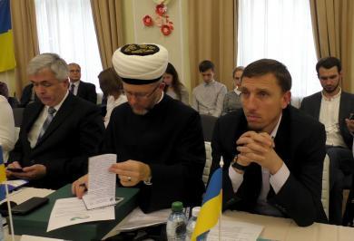 «Не может не радовать, что Королевство Саудовская Аравия поддерживает исламоведческие исследования в Украине»