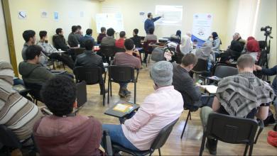 Поставить цель и двигаться к ней — семинар для волонтеров Днепра, Запорожья и Каменского