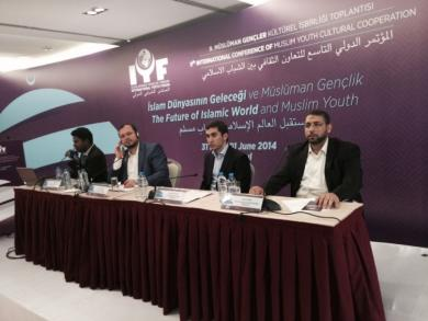 """Youth Conference In Istanbul: """"Learn How To live Side By Side And Remain Humans Despite The Conflicts"""""""