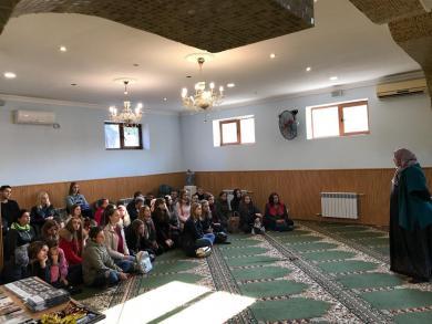 Будущие медики гостили в Исламском культурном центре Запорожья