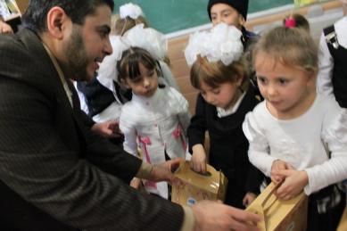 الرائد يفتتح المدارس القومية التترية في القرم بعد انتهاء مشروع ترميمها وإعادة تأهيلها (صور)