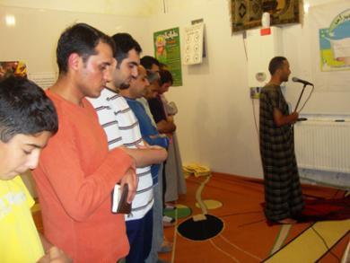 شهر رمضان المبارك 1433هـ في فينيتسا وسومي ولفيف بأوكرانيا (صور)