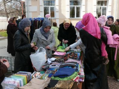 (المرأة الأوكرانية المسلمة على أعتاب الألفية الثالثة) .. مؤتمر ضخم للرائد في إقليم شبه جزيرة القرم