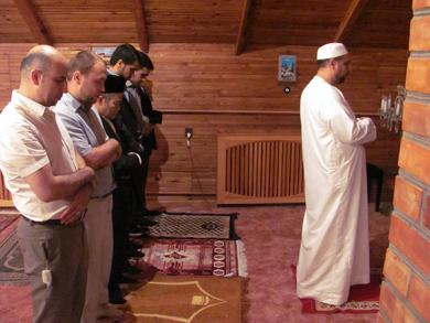 Посол Индонезии приняла делегацию «Альраид» в своей резиденции на ифтар